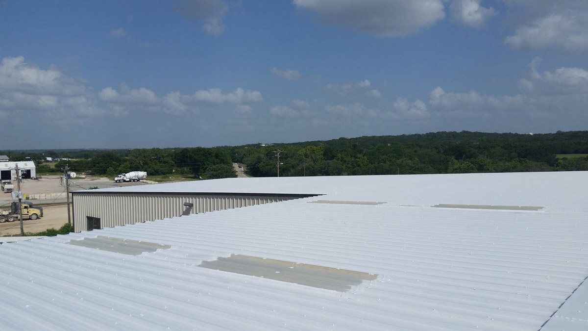Roof Coatings | Commercial Roofing Houston