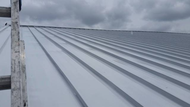 Commercial Roofing In Dallas Tx Standing Seam Metal Roof